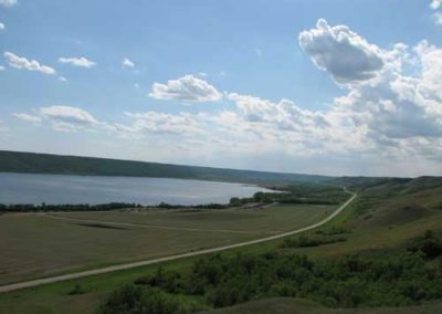 Nearby Qu'Appelle Valley