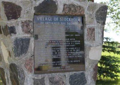 Village of Stockholm