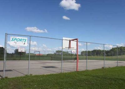 Reg Banga Sports Court